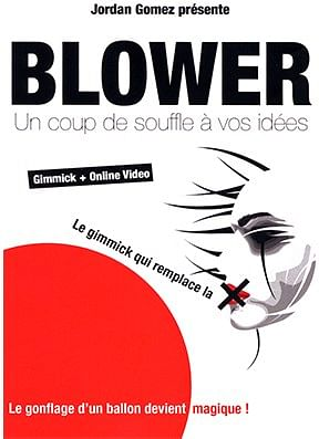 Blower Gimmick - magic