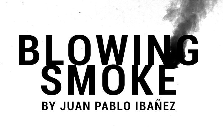 Blowing Smoke - magic
