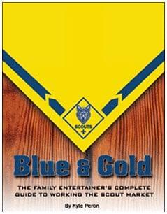Blue and Gold eBook - magic