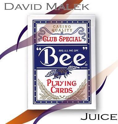 Blue Bee Juice Deck - magic
