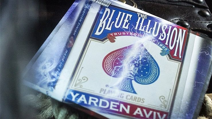 Blue Illusion - magic