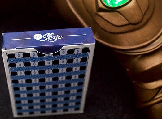 Blue Skye Playing Cards