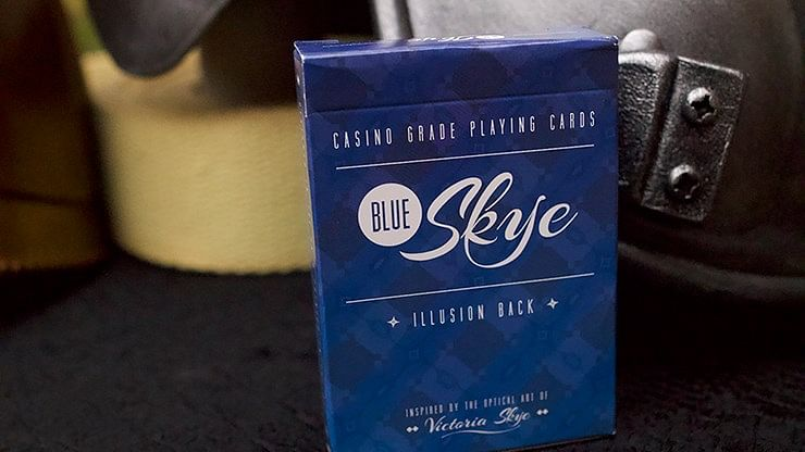Blue Skye Playing Cards - magic