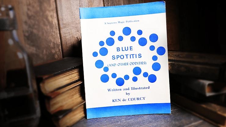Blue Spotitis - magic