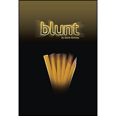 Blunt - magic