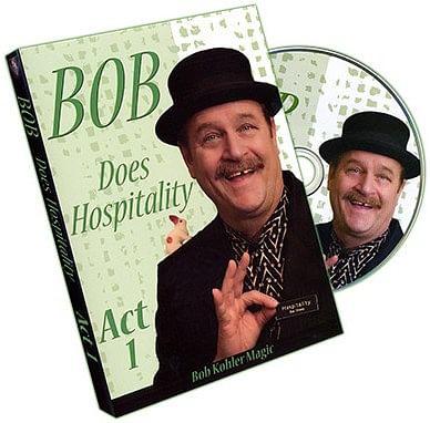 Bob Does Hospitality - Act 1 - magic