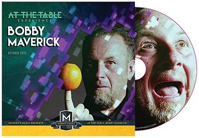 Bobby Maverick Live Lecture DVD - magic