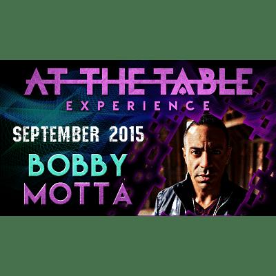 Bobby Motta Live Lecture - magic