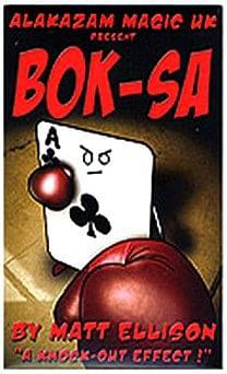 Bok-Sa - magic
