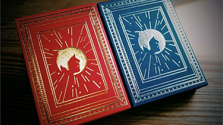 BOMBER Collector's Playing Cards Box Set - magic
