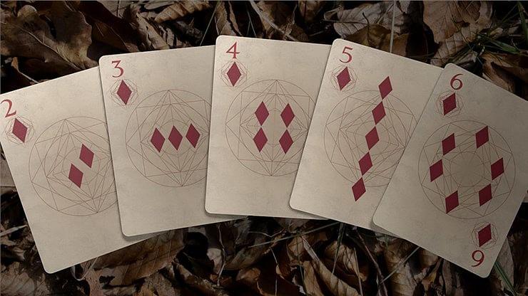 Bones Rebirth Playing Cards