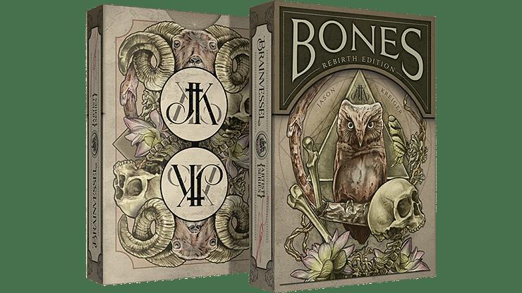 Bones Rebirth Playing Cards - magic