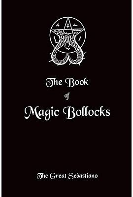 Book of Magic Bollocks - magic