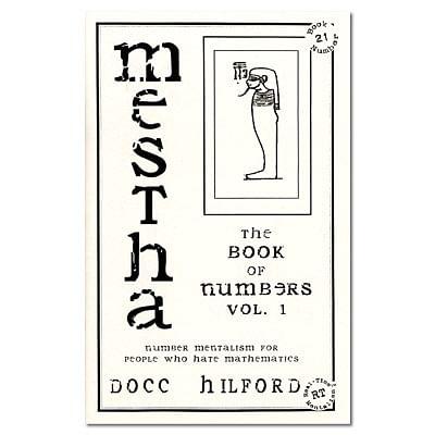 Book Of Numbers Volume 1 - magic