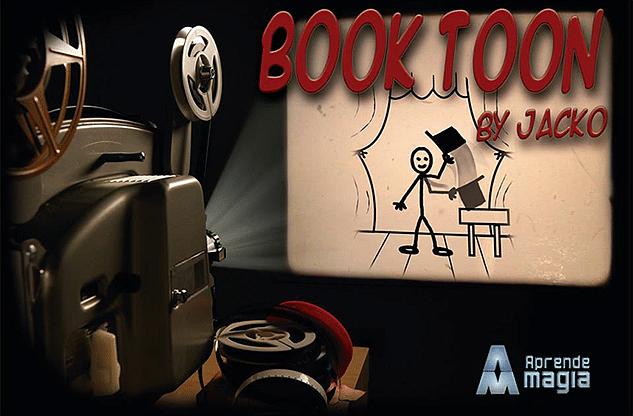 Book Toon - magic