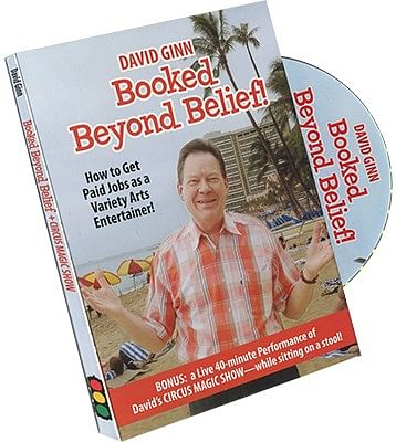 Booked Beyond Belief - magic