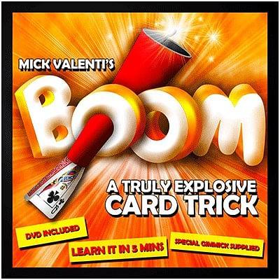 Boom - magic