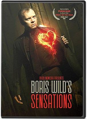 Boris Wild's Sensations - magic