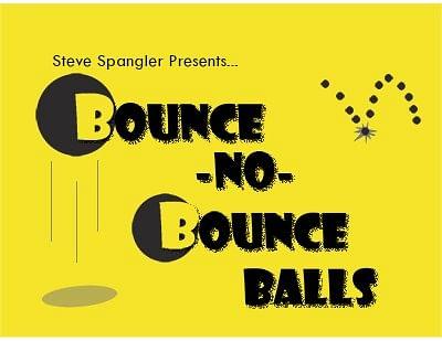 Bounce no Bounce Balls 3/4 inch - magic