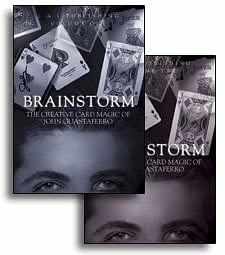 Brainstorm Volumes 1 & 2 - magic