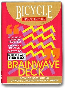Brainwave Deck  - magic