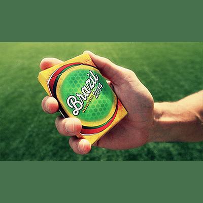 Brazil Playing Cards 2014 - magic