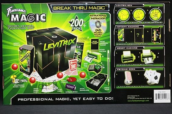 Break Thru Magic Set
