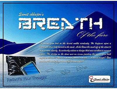 Breath - magic