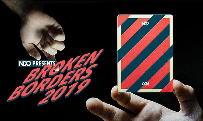 Broken Borders 2019 Playing Cards - magic