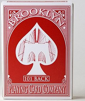 Brooklyn 2nd Edition  Playing Cards - magic