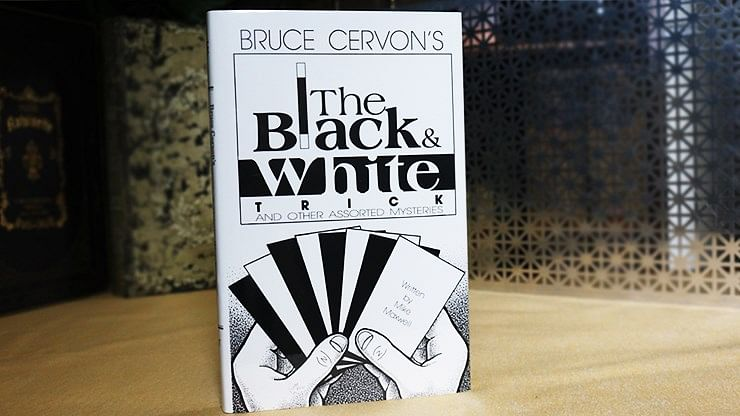 Bruce Cervon's The Black and White Trick and other assorted Mysteries - magic