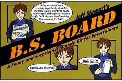 B.S. Board - magic