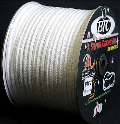 BTC Parlor Rope 325 ft. (Extra White)