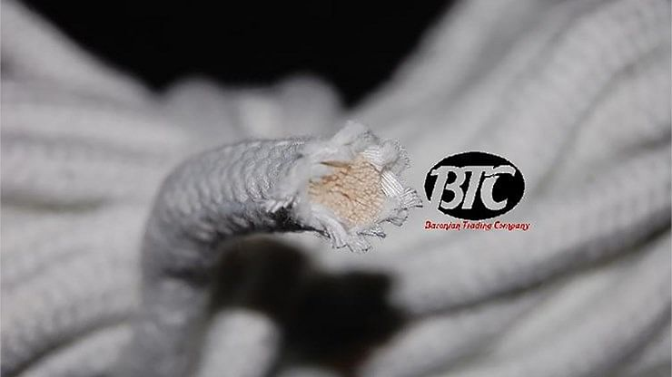 BTC Parlor Rope 325 ft. (Extra White) - magic