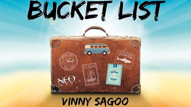 Bucket List - magic
