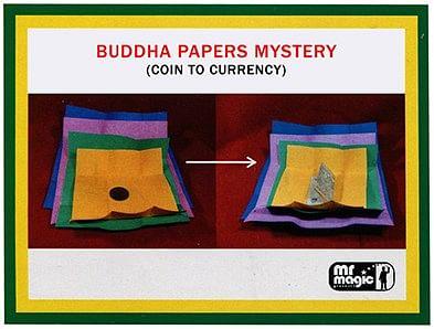 Buddha Papers Mystery - magic