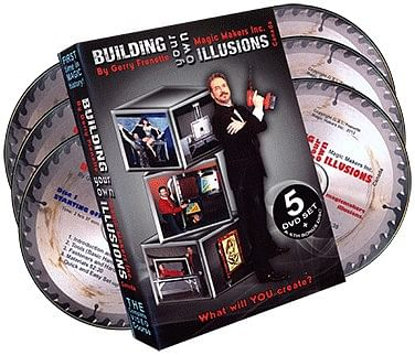 Building Your Own Illusions - magic