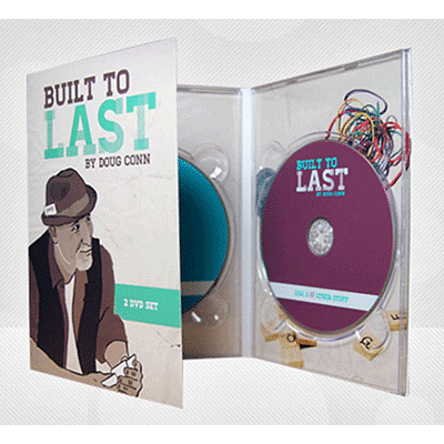 Built to Last (2 DVD set) - magic