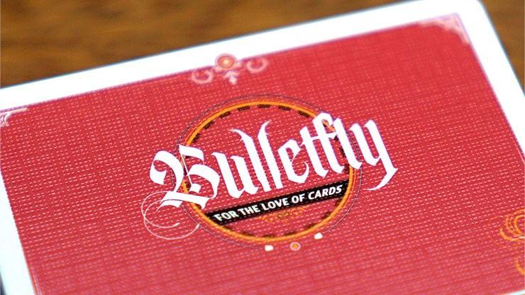 Bulletfly Playing Cards (Vino Edition)