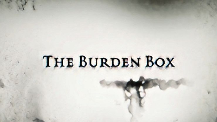 BURDEN BOX - magic