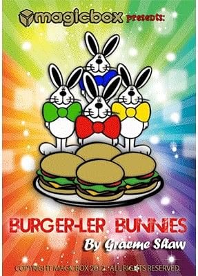 Burger-Ler Bunnies - magic