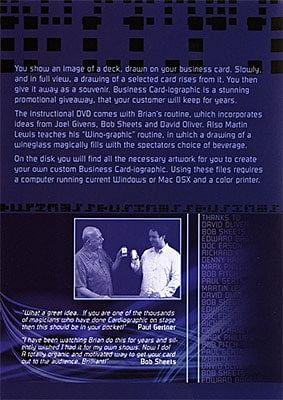 Business Card Cardiograph