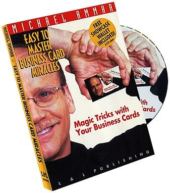 Business Card Miracles - magic