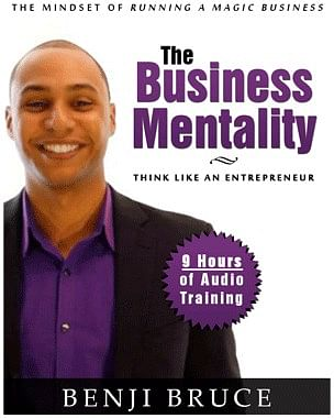 Business Mentality - magic