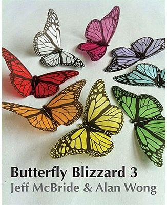 Butterfly Blizzard refill - magic