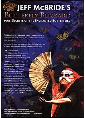 Butterfly Blizzard - magic