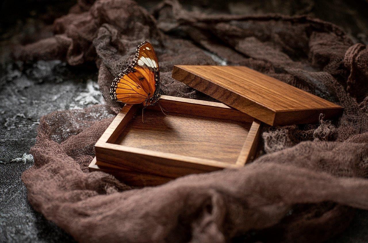 Butterfly Box - magic