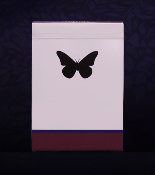 Butterfly Deck (Limited Edition - Signed) - magic