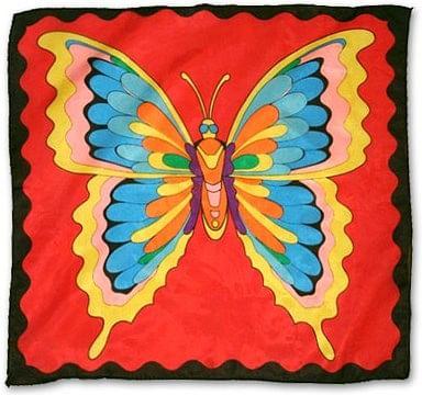 Butterfly Silk - magic