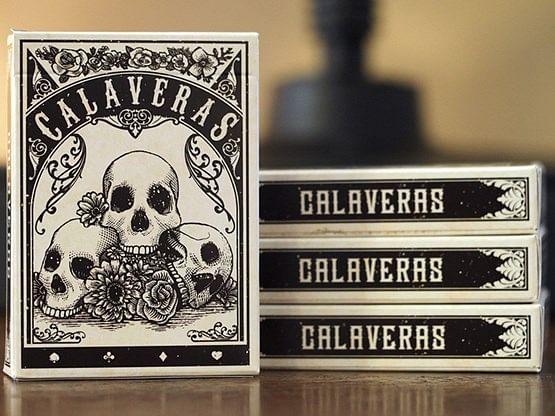 Calaveras Playing Cards - magic
